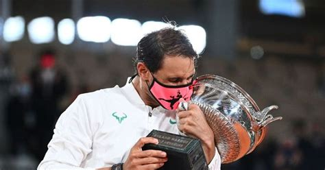 French Open 2020: Rafael Nadal wins record-equalling 20th ...