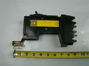 Square D 20 Amp Single Pole Circuit Breaker Fy
