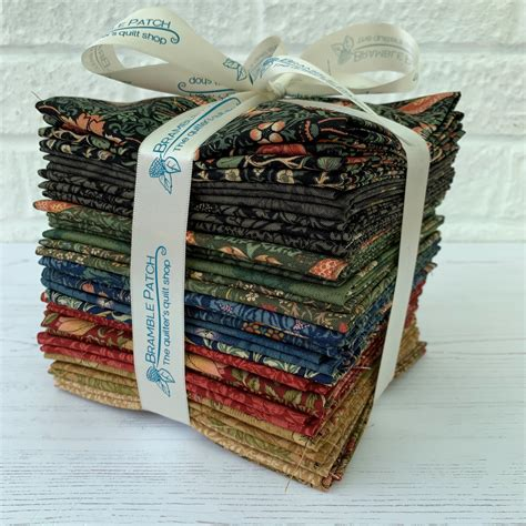 Best of Morris - Fall Fat Quarter Bundle (Back again - very limited stock)