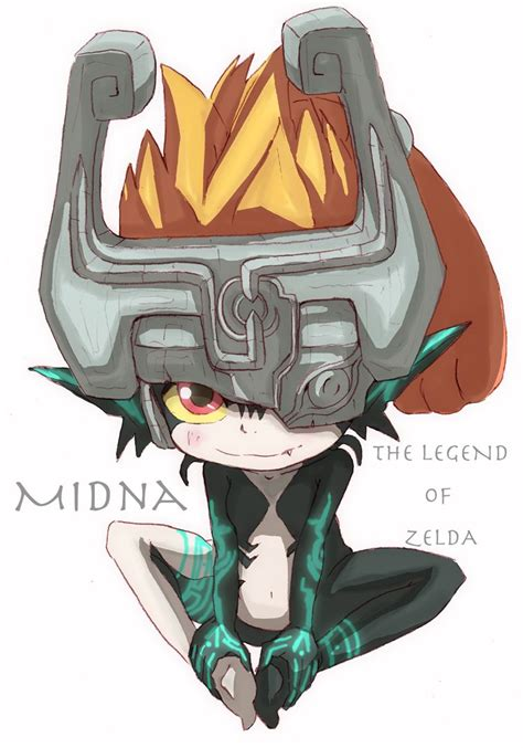Midna The Legend Of Zelda Twilight Princess Legend Of