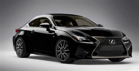 lexus rc   black gray red yellow lexus enthusiast