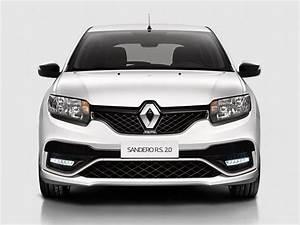 Logo Renault 2017 : renault sandero r s 2 0l 2017 ~ Medecine-chirurgie-esthetiques.com Avis de Voitures