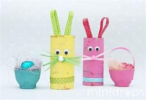 Ostern Ideen Basteln : papierblumen osternest kindergeburtstagblog minidrops ~ Lizthompson.info Haus und Dekorationen