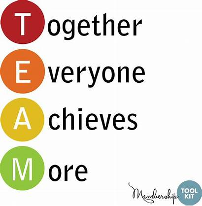 Together Team Working Clipart Yay Teachers Quotes