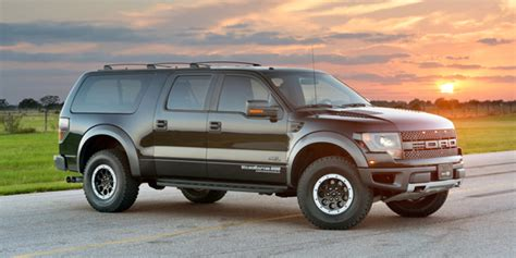Ford Expedition Road by Ford Creates Aluminum Road Version Of The