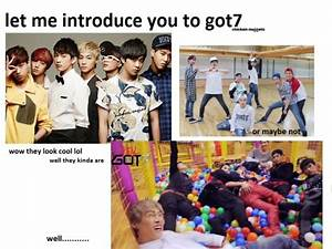jyp on Tumblr Funny Got7 Quotes