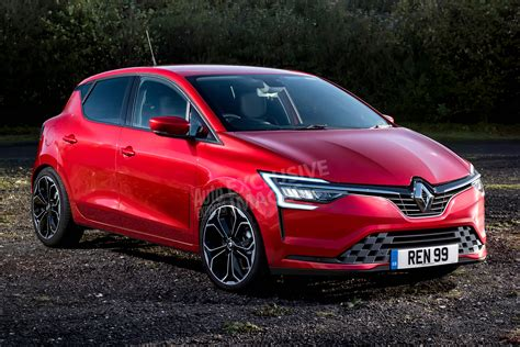new renault clio advanced new 2019 renault clio shapes up auto express