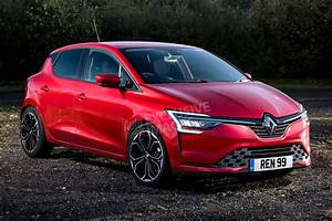 Clio 5 2019 : advanced new 2019 renault clio shapes up auto express ~ Medecine-chirurgie-esthetiques.com Avis de Voitures