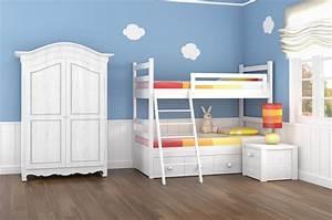 Lit Demi Hauteur : comment choisir un bon lit awesome dans with comment ~ Premium-room.com Idées de Décoration