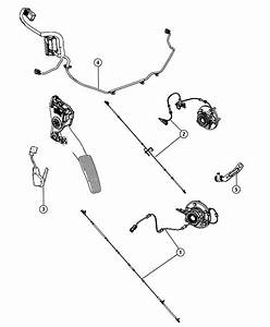 Chrysler Town  U0026 Country Wiring  Abs  Esp Harness  Export