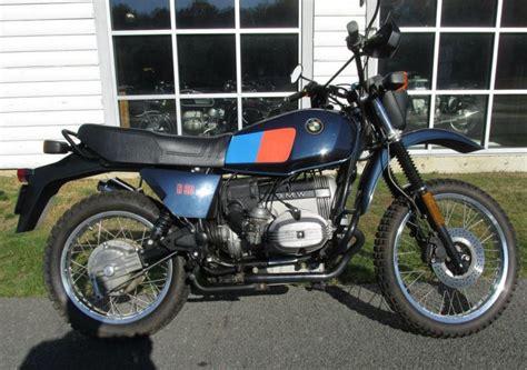 Bmw R80gs For Sale by 6 000 1984 Bmw R80gs Bike Urious