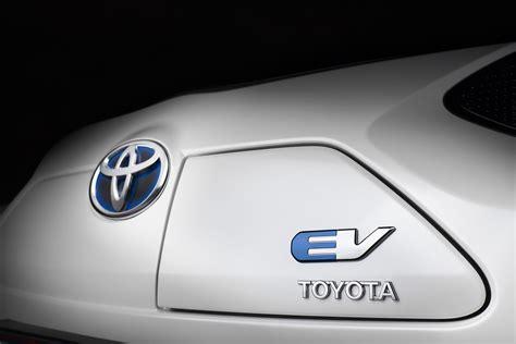 toyota confirms  ev venture company  electric car