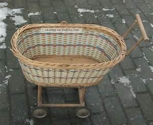 Korb Für Holz : puppenwagen holz korb ddr ~ Frokenaadalensverden.com Haus und Dekorationen