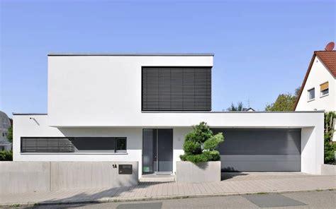 Moderne Haus Planung by 0905 Einfamilienhaus Neubau A Punkt Architekten