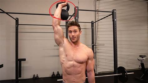 abs kettlebell pack six workout minute