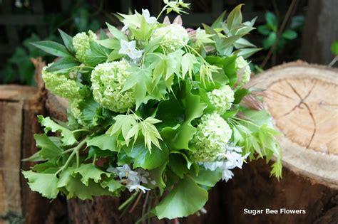 Sugar Bee Flowers Green Bouquet