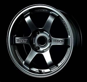 RAYS VOLK Racing TE37 For Smart Car – RavSpec