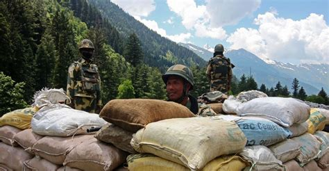Chinese army wanted a vantage point to observe Indian ...