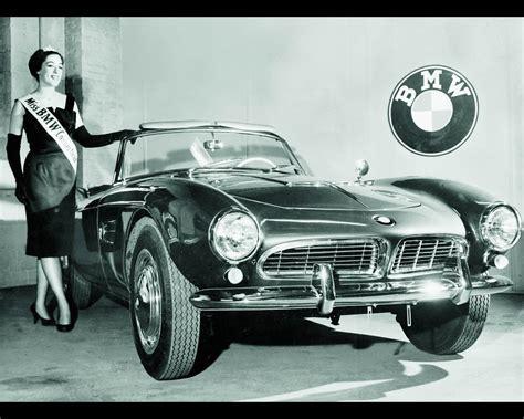 Bmw 507 Roadster 1956 1959