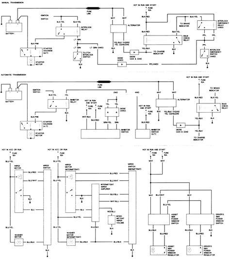 1997 Nissan Pathfinder Radio Wiring Diagram by Repair Guides Wiring Diagrams Wiring Diagrams
