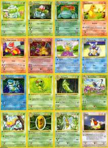original pokemon cards