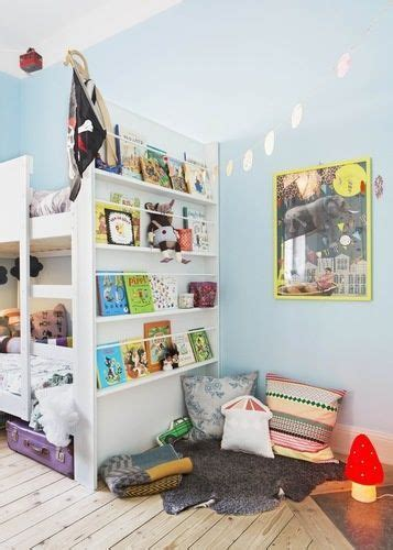 chambre d 39 enfants laquelle montessori aménagement d 39 un coin lecture dans une