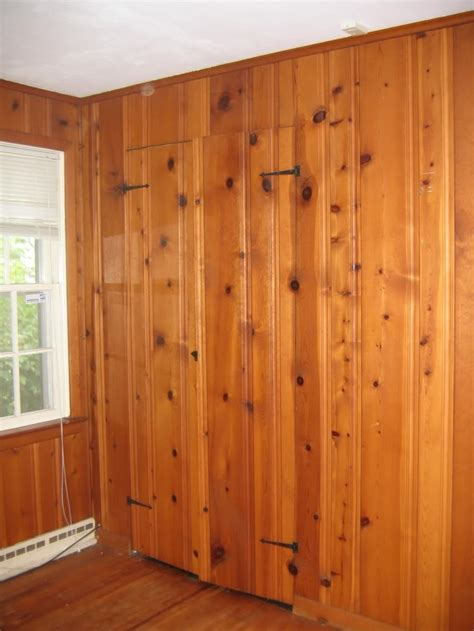 Pine Closet by This Is What We Going On In The Basement Now We Will