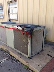 12kv Power Line On A Trane Condenser  U2013 Hvac Hacks