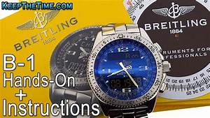 Breitling B1 Manual Pdf