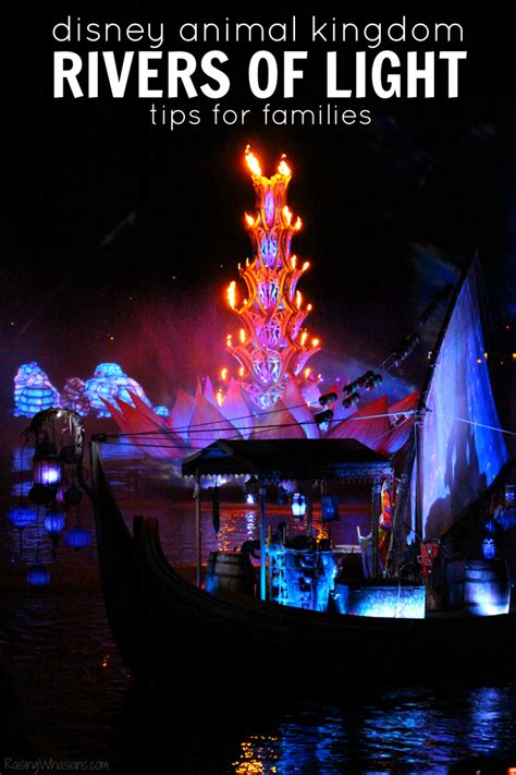rivers of light best tips for seeing rivers of light at disney animal