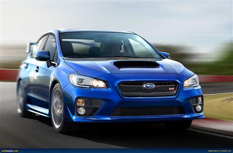 Ausmotivecom » Detroit 2014 Subaru Wrx Sti