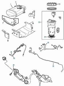 Jeep Wrangler Fuel System Diagram