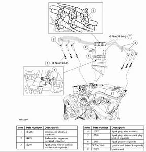 Diagram  2005 Ford Taurus Spark Wiring Diagram Full