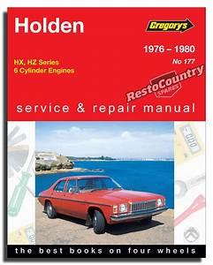Holden Hx Hz