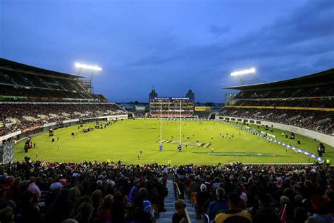 ami stadium  super    crusaders  highlanders