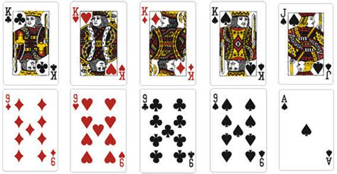 playing card vector template freevectors