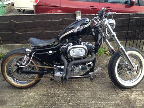 Harley Davidson Sportster 1200 Chopper Bobber Custom