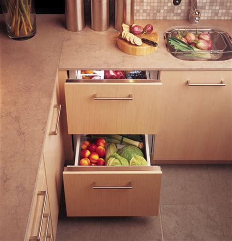 zidipii ge monogram double drawer refrigerator module  monogram collection