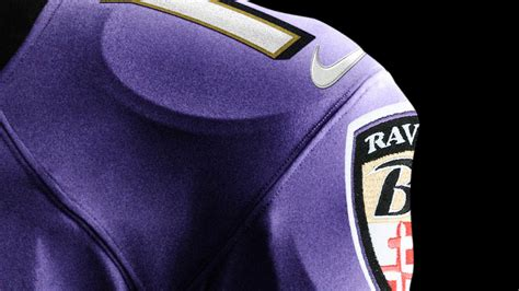 Baltimore Ravens 2012 Nike Football Uniform
