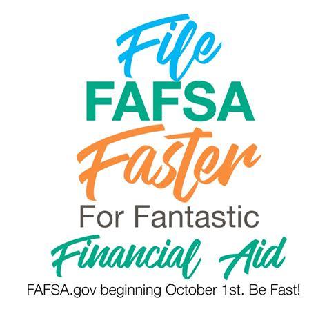 fasfa opens october st campbellsville university