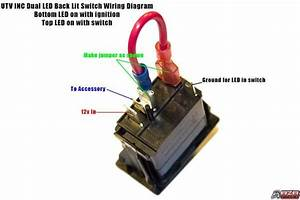 4wd Rocker Switch Wiring Question - Polaris Rzr Forum
