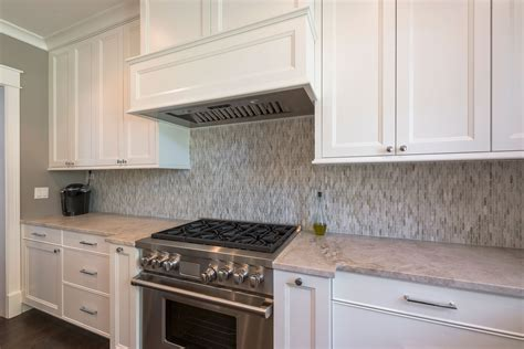 splashback kitchen tiles stainless steel stovetop with and custom tile 2430