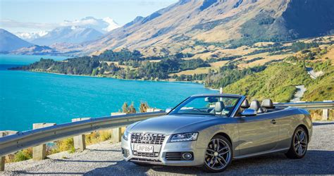 Luxury Car Rental New Zealand