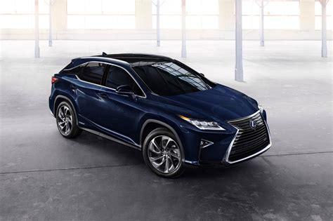 New 2015 Lexus Rx Autos Weblog