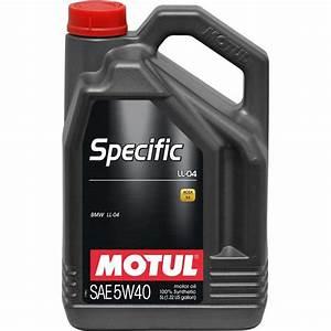 Huile Voiture Diesel : huile moteur motul specific bmw ll 04 essence diesel 5w40 5l feu vert ~ Medecine-chirurgie-esthetiques.com Avis de Voitures