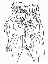 Coloring Anime Pages Printable Filminspector sketch template