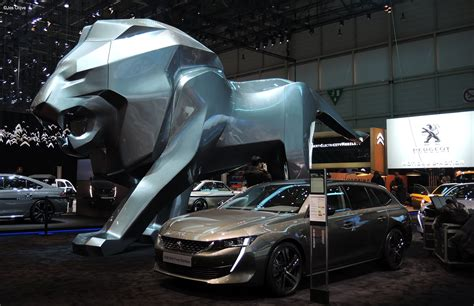 Peugeot Is Having A Growth Spurt, An Electric One —