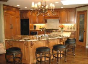 maple kitchen islands maple kitchen cabinets with granite countertops