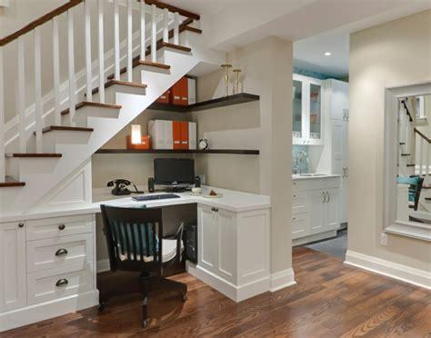meuble sous bureau quel meuble sous escalier choisir archzine fr