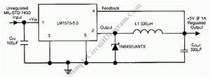 Smps  U2013 Simple Circuit Diagram